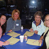 "Kelly Perry, Joan McLaren, Carolyn (Kelly's Mom) and Elizabeth Sullivan -- The ""Webb Ranch"" Girls!"