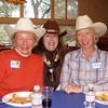 Bonnie Bertetta, Gretchen King and Mary Woodward