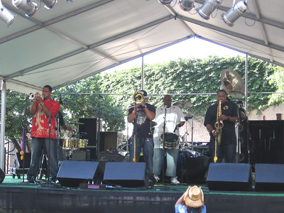 2008 Houston International Festival
