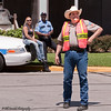 Traffic control at the MS 150 Houston to Austin Bike Ride
