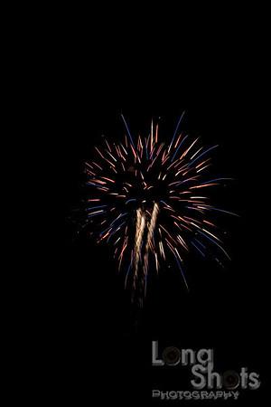 2008 Marysville Carnival Fireworks