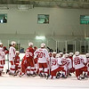 Record-Eagle/Jan-Michael Stump<br /> Red Wings Prospect Camp Friday at Centre ICE Arena.