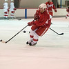 Record-Eagle/Jan-Michael Stump<br /> Jakob Kindl at the Red Wings Prospect Camp Friday at Centre ICE Arena.