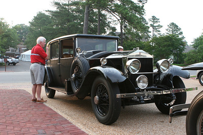 Rolls Royce Owners Club 2008 Annual Meet - Williamsburg, VA