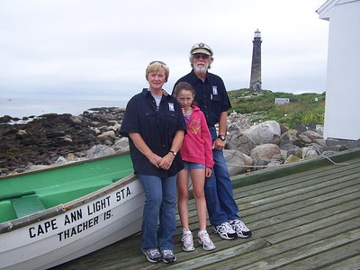2008 Thacher Island Keepers