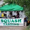 Oh so good, squash tasting!