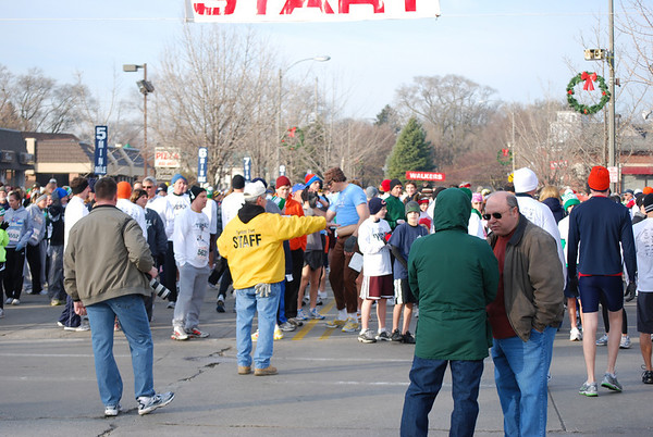 2008 Turkey Trot- Race