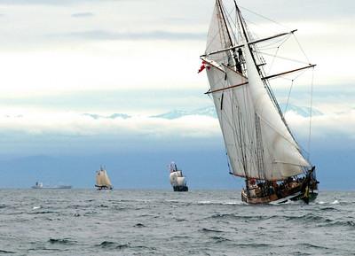2008, Victoria Tall Ships Festival