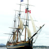 The HMS Bounty<br /> *update - The Bounty was lost to Hurricane Sandy today off the North Carolina coast.<br /> Oct. 29, 2012.