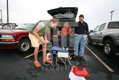 2008 Homecoming Tailgating