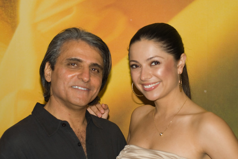 Rafi Refaely and Pilar Lastra
