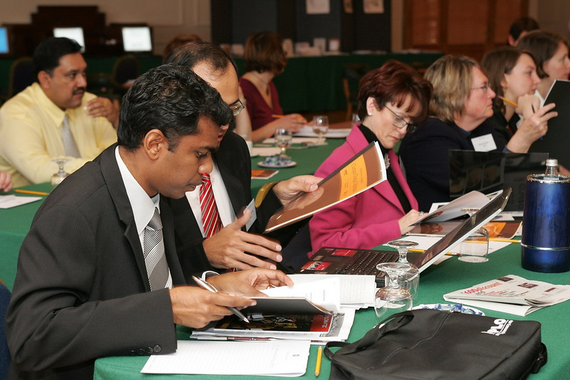 Climate Change Diplomacy - International Conference, 2008