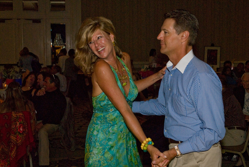 Dancing the night away!<br /> Kristi Pieper