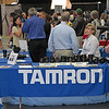 Tamron booth - With no visitors!