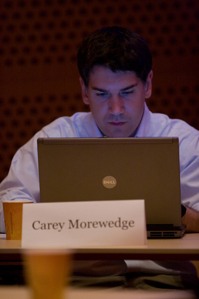 Carey Morewedge