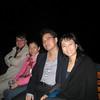 Roger Durn, Lan Lau '82, Richard Kim '91, Sung Hye Park