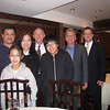BACK: Eddie Chow '84, Greg Caldwell, Greg Volk, Andrew McPheeters<br /> FRONT: Claudia Chow, Winnie Chow, Martin