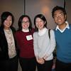 Hanako Kato '97, Suzanne Liberman '94, Atsuko Michinaka (Numa)'00, Masamitsu Kanegae '99