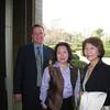 Andrew McPheeters, Nancy Hashima '90, Kiyoe Kambayashi (AES)