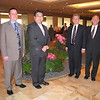 Andrew McPheeters, Takashi Shoda '89, Greg Volk, Greg Caldwell