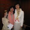 Michiko Hayashi '83 and ****