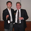 Jae Young Lee '93 and Greg Volk