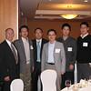 Greg Caldwell, Sung Hoon Bang '96, Jung Nam '96, Shin Han Kim, Keun-Jong Kim, Tae Hyun Kim '96.