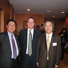 Mr. Sirgoo Lee L'97, Andrew McPheeters, Professor Heo Yeong Kim