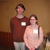 Matt Price '07 and Liv Halvorsen '05