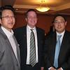 Sung Hoon Bang '96, Andrew McPheeters, Jung Nam '96
