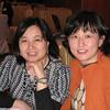Mrs. Young Mok Kim and Mrs. Young-Han Kim