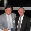 Mr. Young Mok Kim '88 and Greg Caldwell