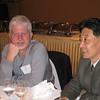 Peter Underwood '77 and Hyung Kook Kim '85
