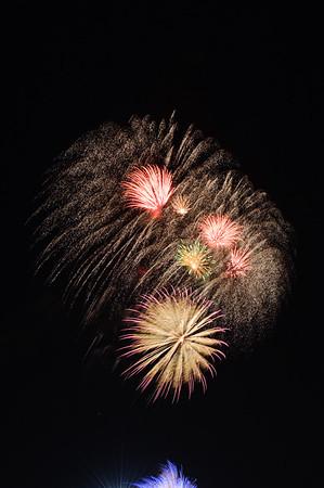 20080704 Albuquerque Fireworks 072