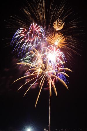 20080704 Albuquerque Fireworks 141