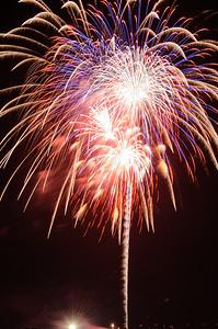 20080704 Albuquerque Fireworks 150