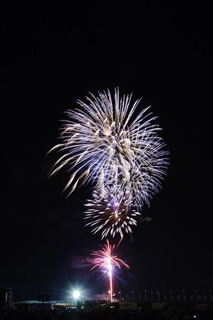 20080704 Albuquerque Fireworks 092