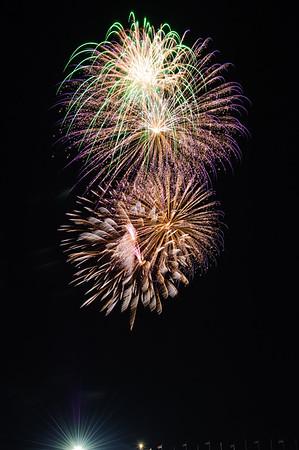 20080704 Albuquerque Fireworks 009