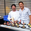 Chef King Lee of Vanille De Patisserie