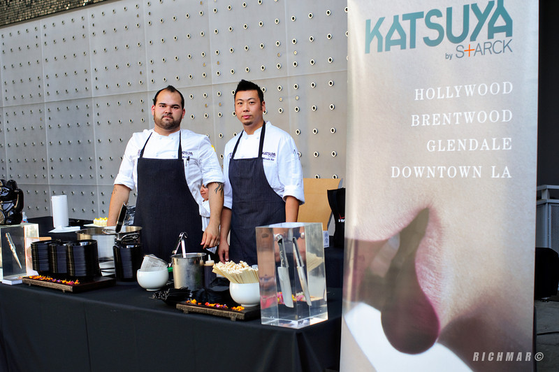 Katsuya ready to rock and roll