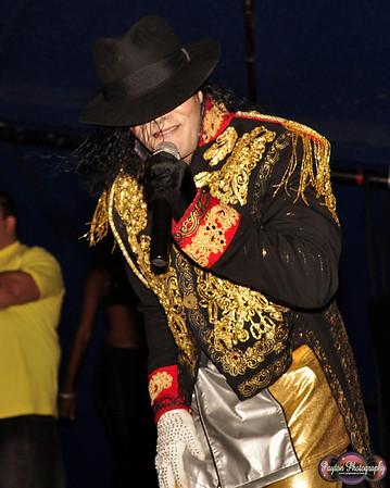 2009-10-30 MJ Tribute Artist Scorpio @ The Cedarwood