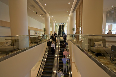 INFORMS San Diego. Hilton elevators