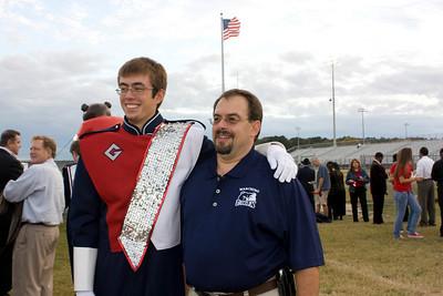 GHS vs Hickory (Senior Night 2009)