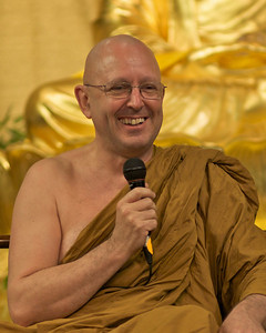 Ajahn Brahm at Singapore Buddhist Lodge