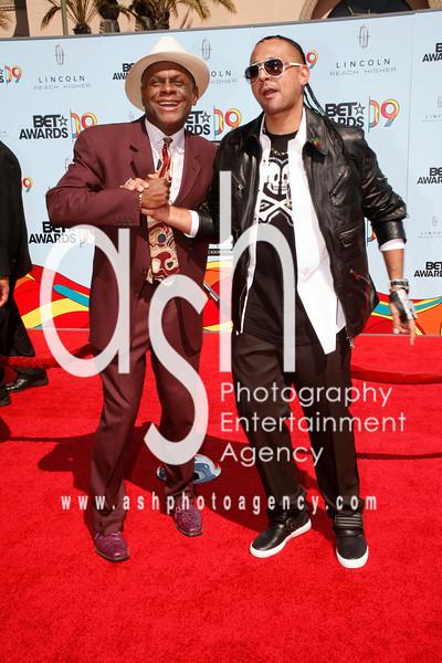 Michael Coylar and Sean Paul