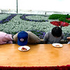 Record-Eagle/Jan-Michael Stump<br /> Sara Lee Bakery Adult Pie Eating contest Friday at the National Cherry Festival