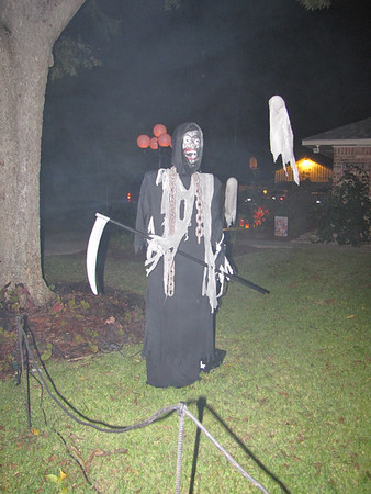 2009 Comeaux Halloween