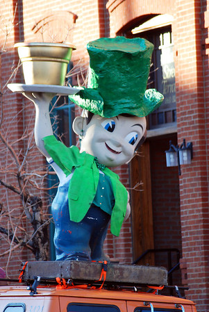 2009 Denver St Pats Day Parade