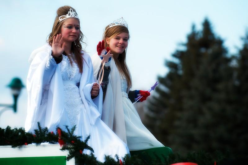 Les fées des étoiles / Snow fairies
