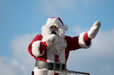 2009 Deux-Montagnes Santa Claus Parade